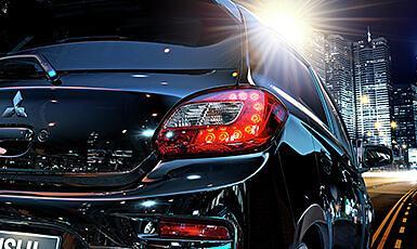 Światła tylne w technologii LED